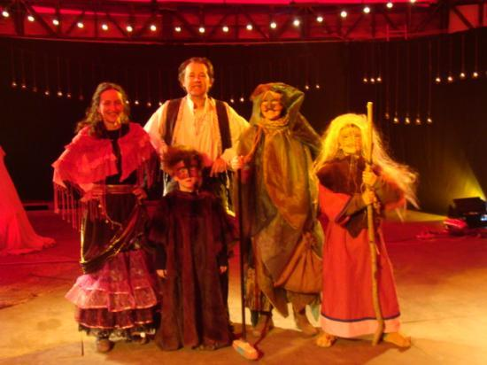 Djungalo teatro 2008
